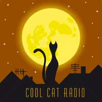 Cool Cat Radio Logo